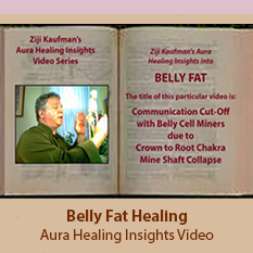 Belly Fat Healing - Aura Healing Insights Video
