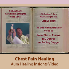 Chest Pain Healing - Aura Healing Insights Video