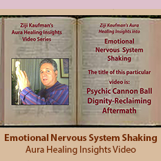 Emotional Nervous System Shaking Healing - Aura Healing Insights Video