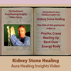 Kidney Stone Healing - Aura Healing Insights Video