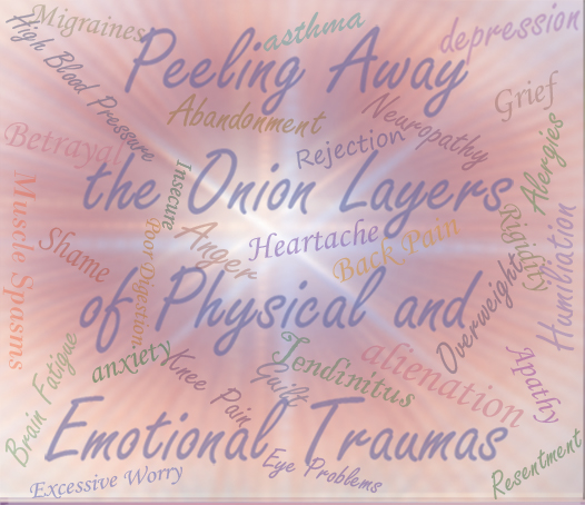 Peeling Away Onion Layers Of Physical And Emotional Traumas