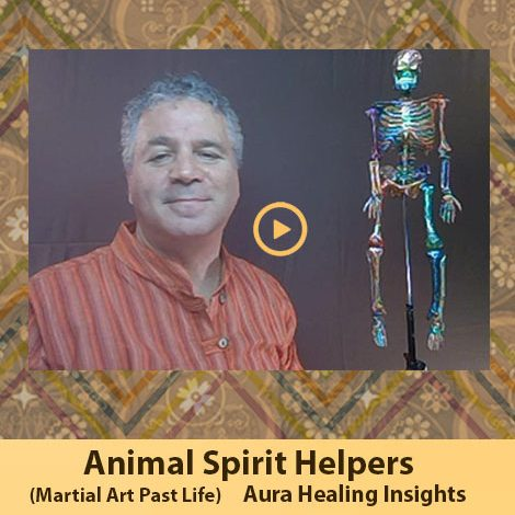 Animal Spirit Helpers - Martial Art Past Life