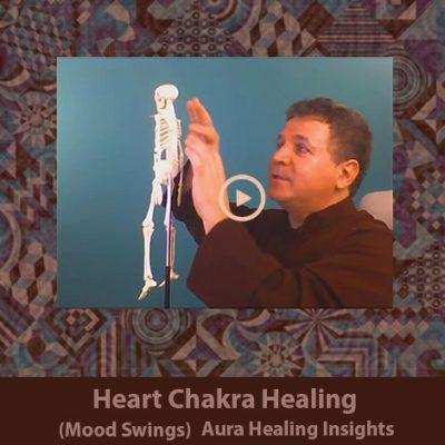 Heart Chakra Healing - Mood Swings - Aura Healing Insights